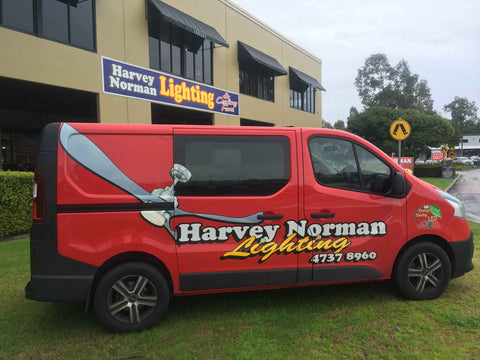 Harvey Norman Lighting - Penrith