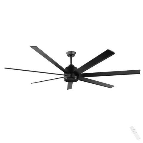 "Eglo Tourbillion 80"" DC Ceiling Fan with Remote Control"