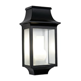 Louis Philippe 7 Wall Light Black