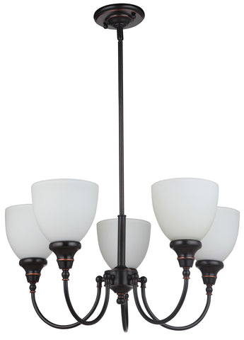 Benson 5LT Up Pendant Bronze