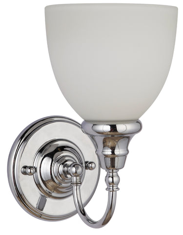 Benson 1LT Up Wall Light
