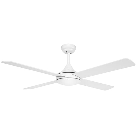 "Fanco Eco Silent 48"" DC Ceiling Fan with Remote"