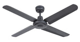 Swift Metal 1400 Ceiling Fan - Black by Mercator from Harvey Norman Lighting - 4