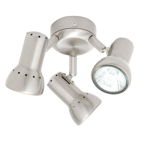 Mercator Krypton 3 Light Ceiling Fan Light Kit -  by Mercator from Harvey Norman Lighting