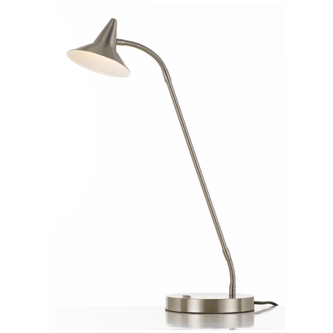 Marit Table Lamp - Nickel