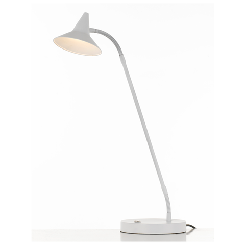 Marit Table Lamp - White