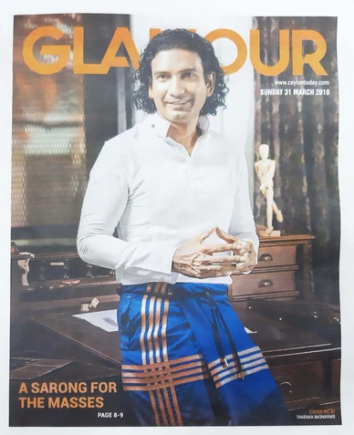 A Sarong for the Masses - Ceylon Today Coverage