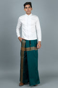 Leather Check Sarongs