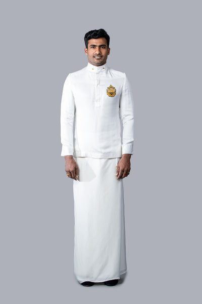 LOVI Emblem Silk Sri Lankan National