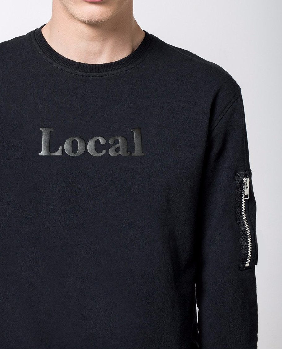 Local Print Sweatshirt