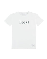 Local Logo T-shirt White