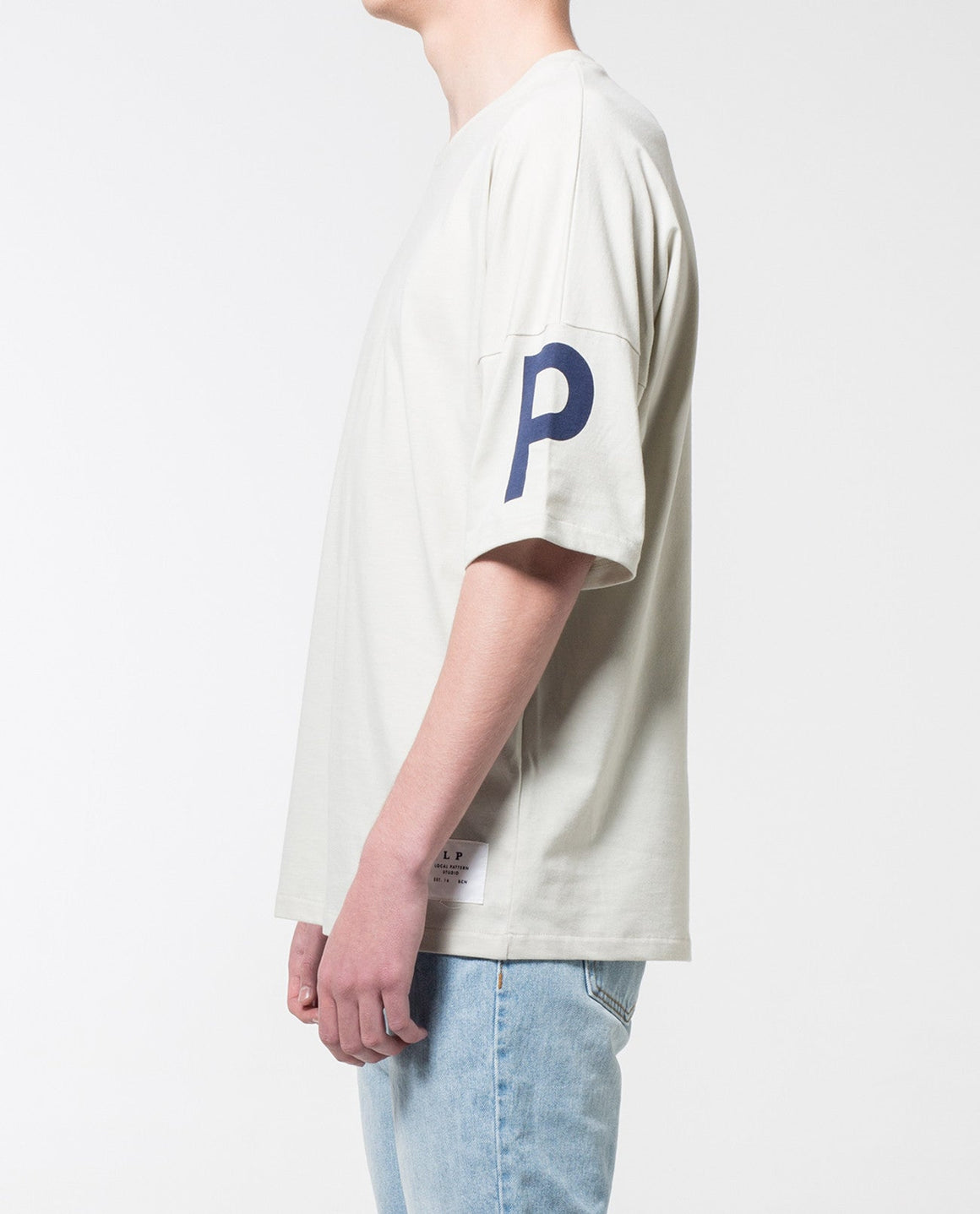 Boxy Fit Tee - Local Pattern