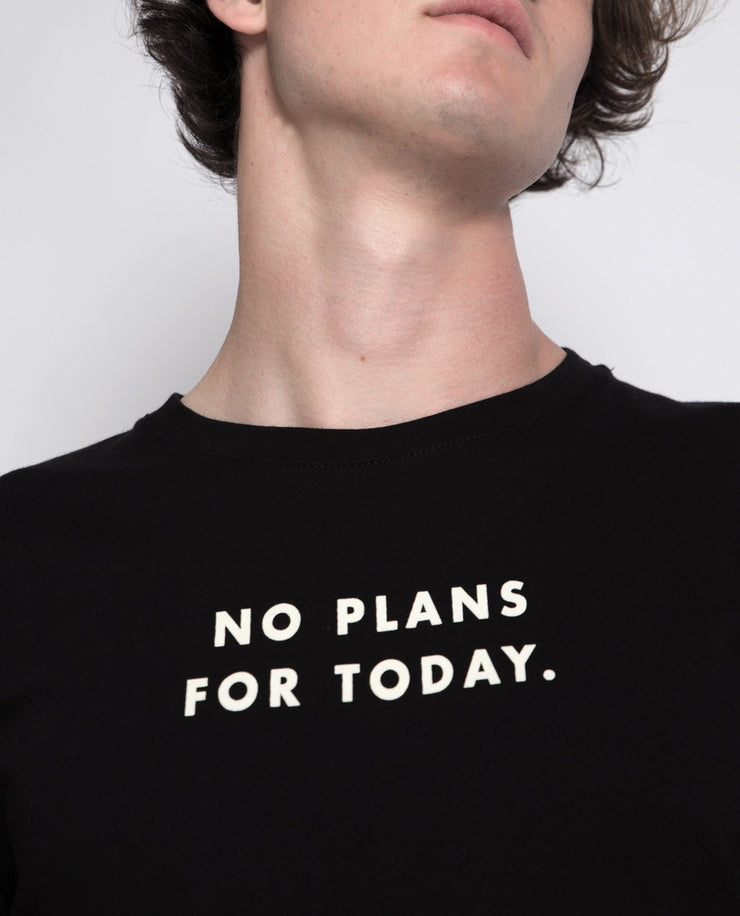 No plans for today Tee - Local Pattern