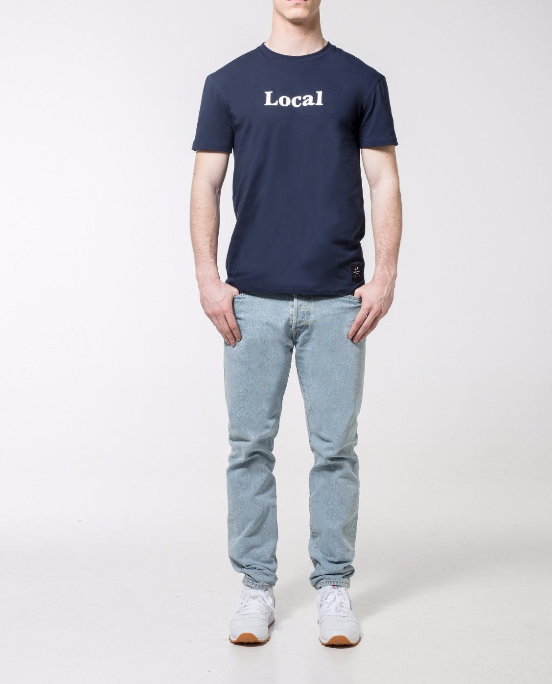 Local Tee - Local Pattern