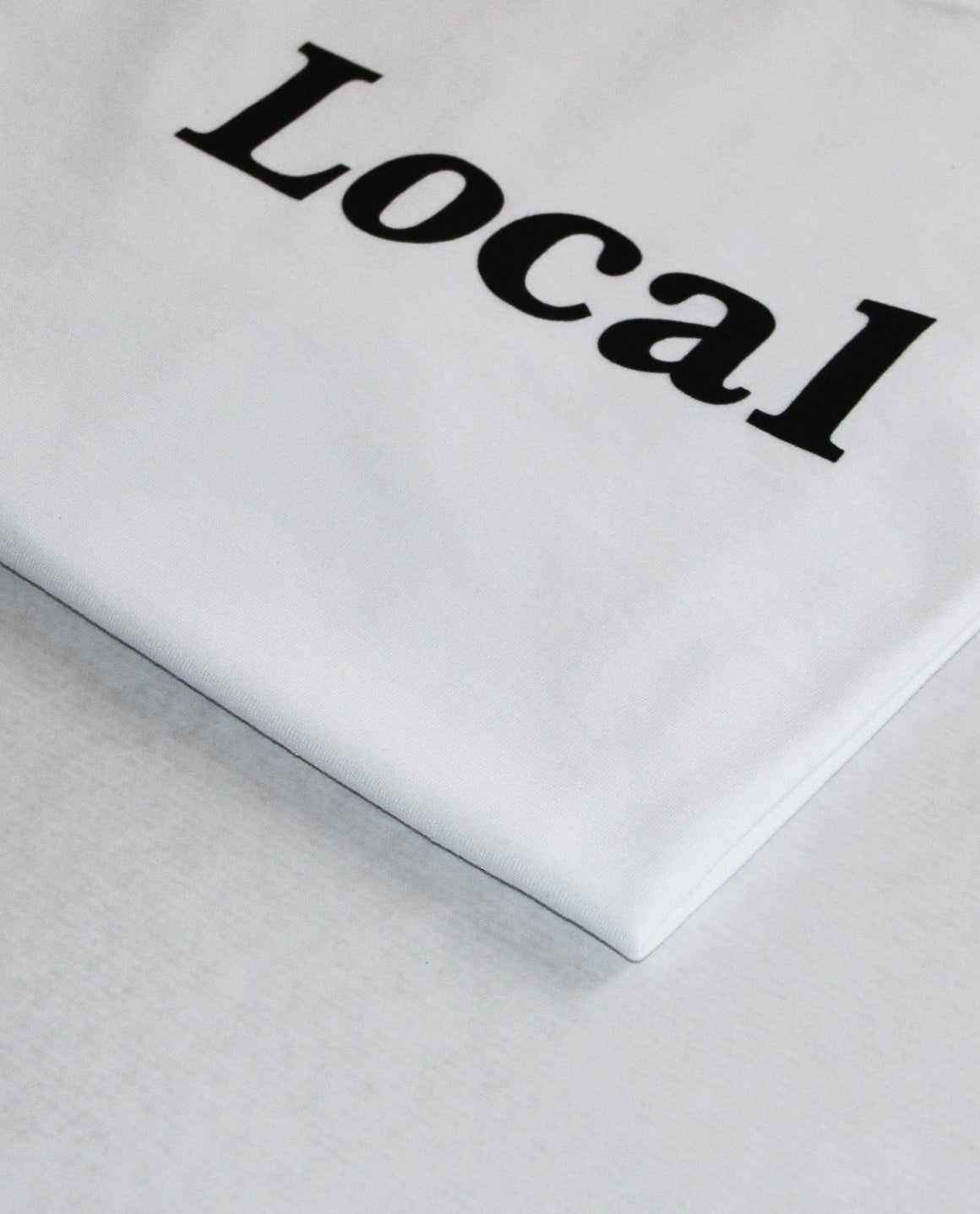 Local Logo T-shirt - Local Pattern