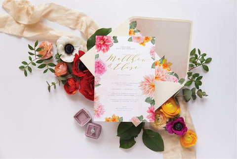 The Spring Collection by Pearlyn and Paper