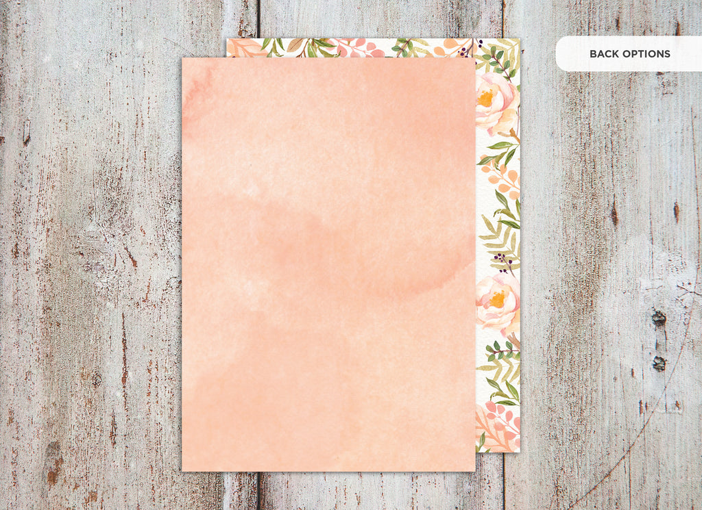 Blooms in Peach