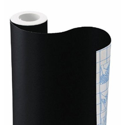 Color Wand Sticky Back Chalkboard Contact Paper For Home Or Office  Great  For Walls