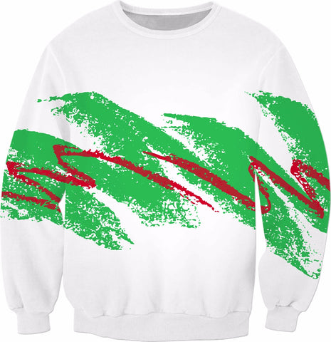 A Paper Cup Christmas Sweatshirt