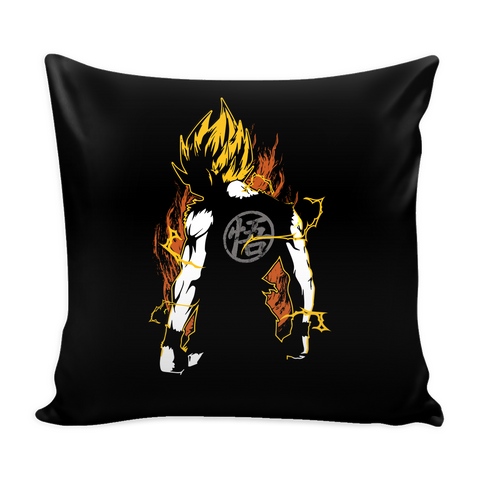 "Super Saiyan Goku Pillow Cover 16"" - TL00032PL"