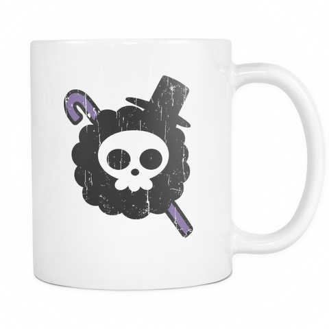 One Piece - Brook symbol - 11oz Coffee Mug - TL00902M1