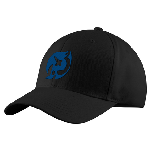 Fairy Tail Raven Tail Symbol Structured Twill Cap - PF00355TC - The TShirt Collection