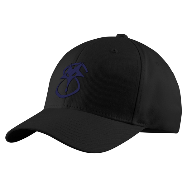 Fairy Tail Southern Wolves Symbol Structured Twill Cap - PF00357TC - The TShirt Collection