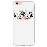Super Saiyan Majin Vegeta Eyes iPhone 5, 5s, 6, 6s, 6 plus, 6s plus phone case - TL00216PC-WHITE