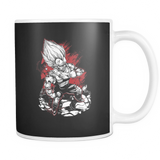 Super Saiyan Majin Vegeta 11oz Coffee Mug - TL00054M1