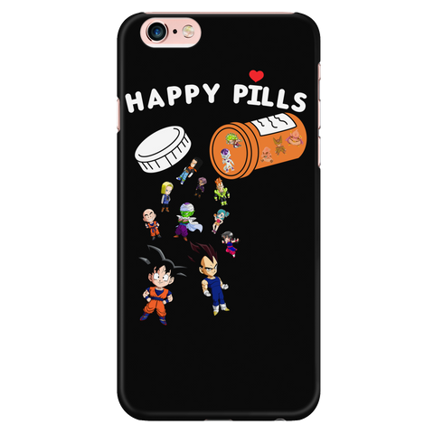 Saiyan - Happy Pills - Iphone Phone Case - TL01228PC