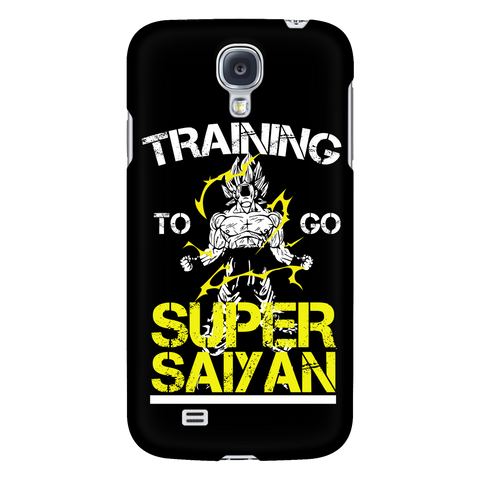 Super Saiyan - Training to go super saiyan - Android Phone Case - TL01157AD