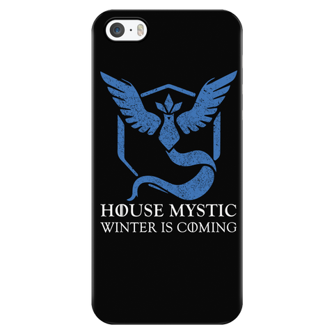 POKEMON HOUSE MYSTIC Iphone Case - TL00620PC