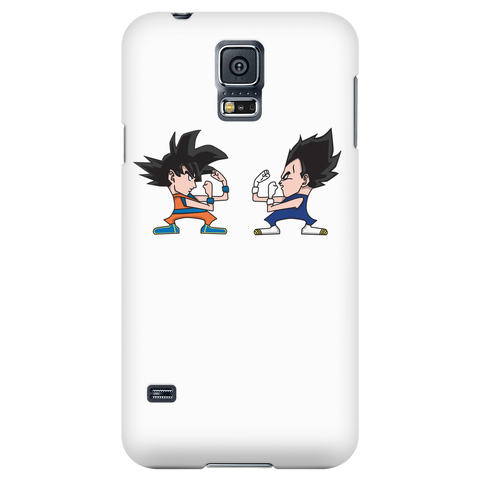 Super Saiyan - Saiyans Fight  - Android Phone Case - TL01341AD