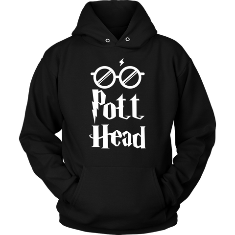 Harry Potter- POTT HEAD -Unisex Hoodie - TL01700HO