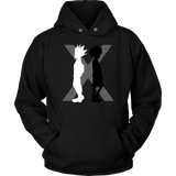 Hunter x Hunter - killua and gon - Unisex Hoodie T Shirt -TL01491HO