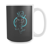 SUPER SAIYAN GOKU GOD BLUE 15oz Coffee Mug - TL00174M5
