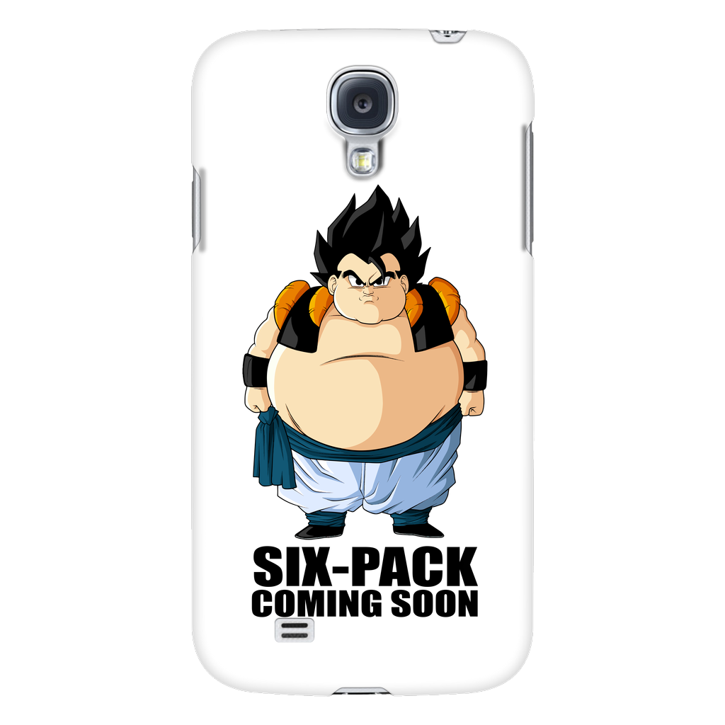 Super Saiyan -Veku Six Pack coming soon - Android Phone Case - TL00881AD
