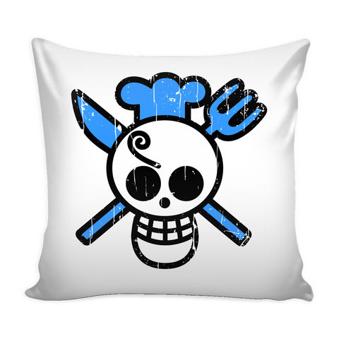 One Piece - Sanji symbol - Pillow Cover - TL00900PC