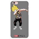 Super Saiyan Vegeta DAB dance iPhone Phone 5/5s 6/6s 6/6s plus Phone Case - TL00235PC-GREY