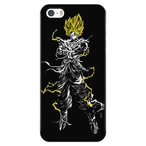 Super Saiyan - Kakarot - Iphone Phone Case - TL01190PC