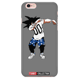 Super Saiyan Goku DAB dance iPhone Phone 5/5s 6/6s 6/6s plus Phone Case - TL00233PC-GREY