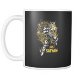 Super Saiyan Vegeta 3 11oz Coffee Mug - TL00124M1