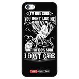 Super Saiyan Majin Vegeta Hate and Like iPhone 5, 5s, 6, 6s, 6 plus, 6s plus phone case - TL00283PC-BLACK