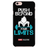 Super Saiyan Goku Push Beyond Your Limits Iphone Case - TL00527PC