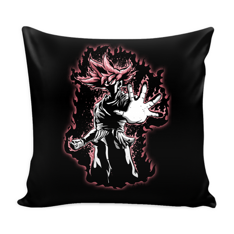 "Super Saiyan - SSj Rose - Pillow Cover 16"" - TL00883PL"