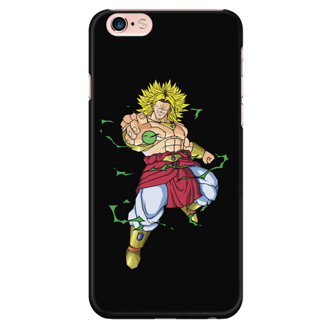 Super Saiyan - Super Saiyan Broly - Iphone Phone Case - TL01263PC