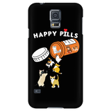 Cat - Happy Pills - Android Phone Case - TL01199AD