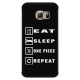 One Piece - Eat, Sleep, One piece, Repeat - Android Phone Case - TL01283AD