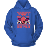 Naruto - True pain can never understand true peace -Unisex Hoodie  - TL01601HO