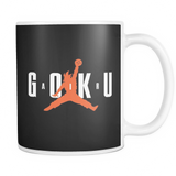 Super Saiyan Goku Air 11oz Coffee Mug - TL00042M1